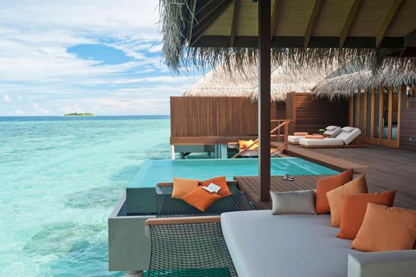 Ayada Maldives Voted Best Water Villa Resort In The World